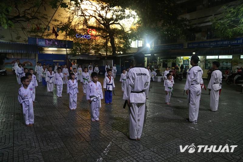 Taekwondo Bạch Hổ