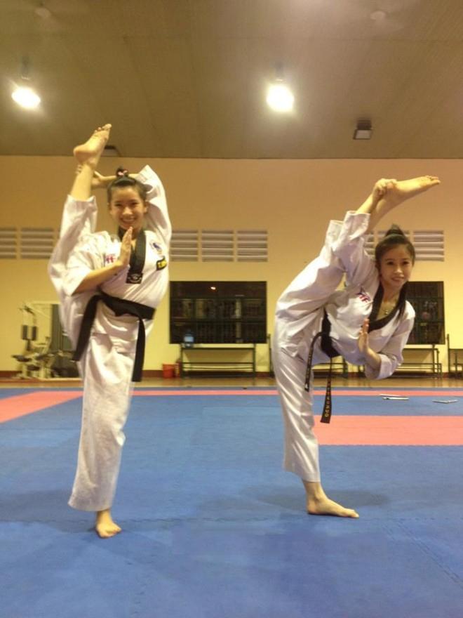 Taekwondo giúp khắc phục khuyết điểm sinh lý con người