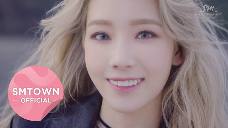 Vẻ đẹp không tì vết của Taeyeon trong mv I