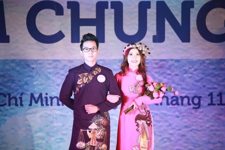 Phan Trung Hậu - nét đẹp sinh viên Nhân Văn 2016
