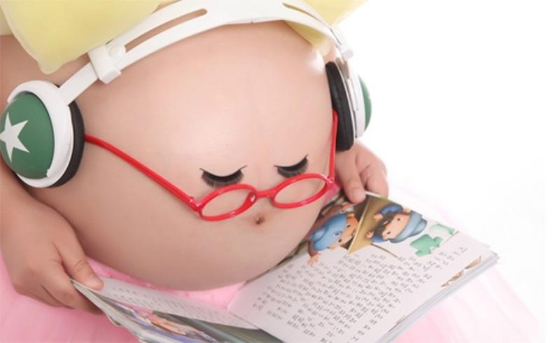 Top 9 tai nghe bà bầu cho thai nhi nghe nhạc tốt, được ưa chuộng nhất hiện nay