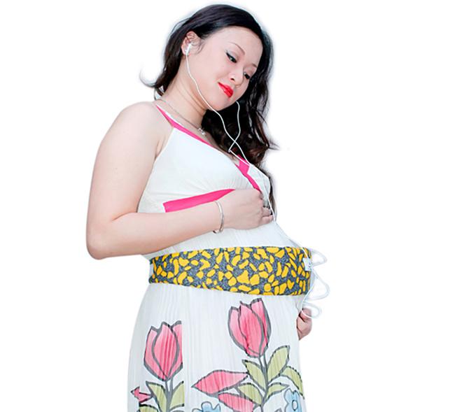 Tai Nghe Bà Bầu Smart Fetus SMF002
