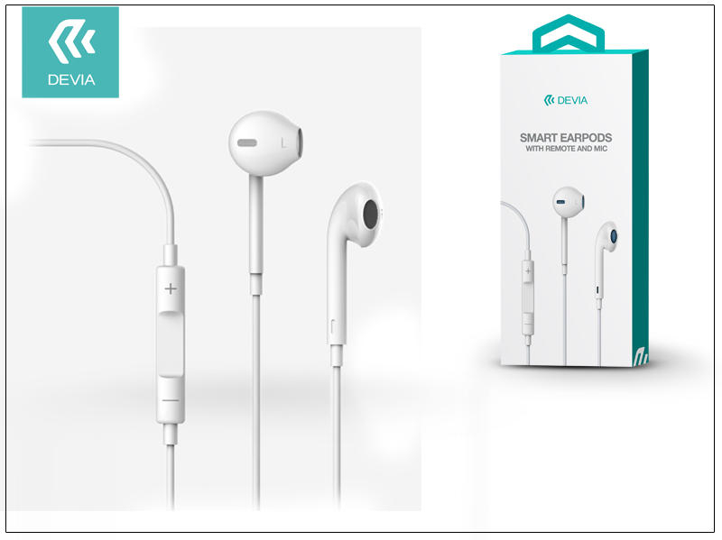 Tai nghe Devia Smart Earpods – Giá: 250.000 VND