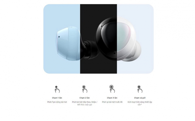 Tai nghe Samsung Galaxy Buds 2 - Giá: 3.290.000 VNĐ