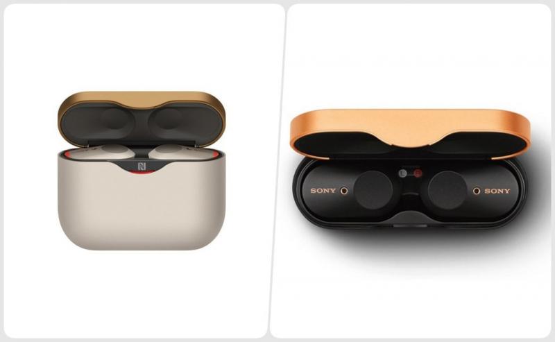 Tai nghe True Wireless Sony WF-1000XM3