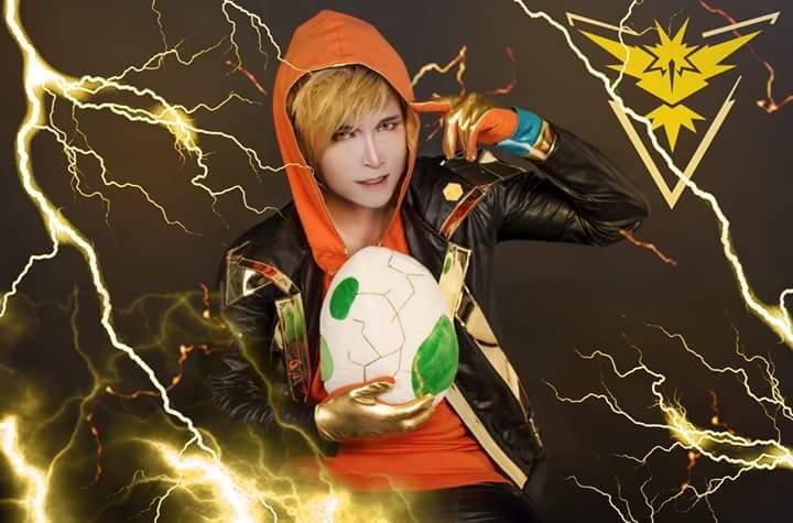 Spark - Leader of Team Instinct