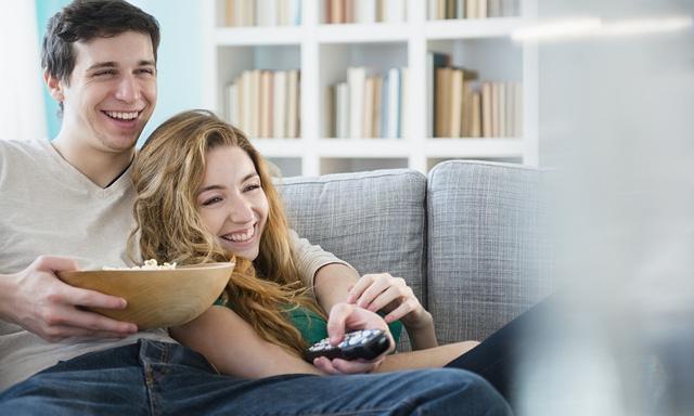 Cùng nhau xem phim tại nhà