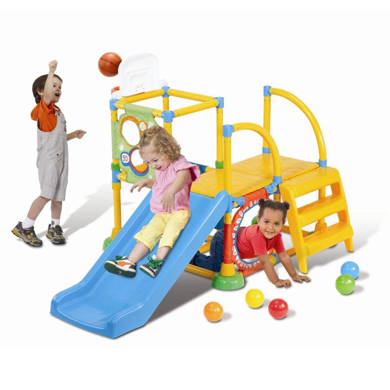 Tại sao bạn hàng xóm lại có nhiều đồ chơi hơn con?