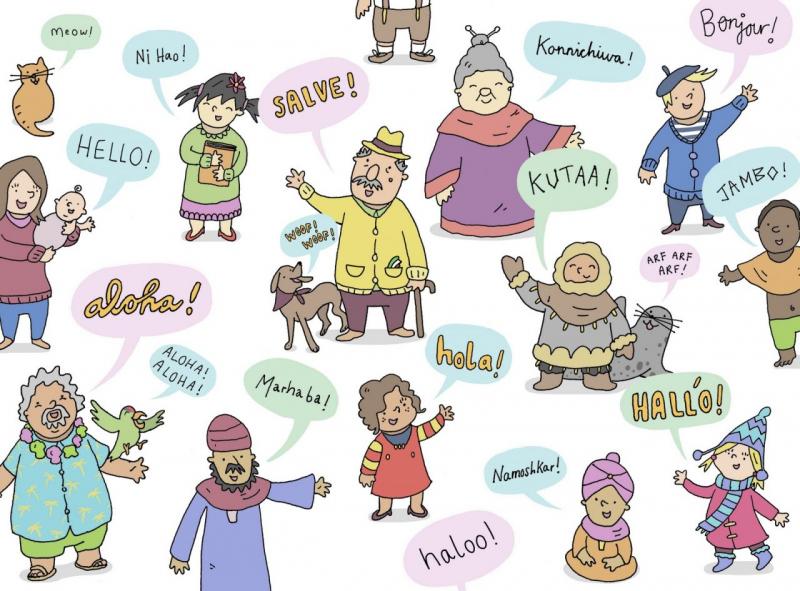 Tại sao lại có nhiều ngôn ngữ trên thế giới như thế?