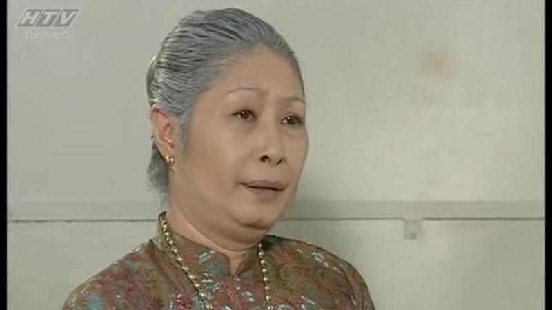 Diễn viên Kim Phương trong vài bà Cả Kim