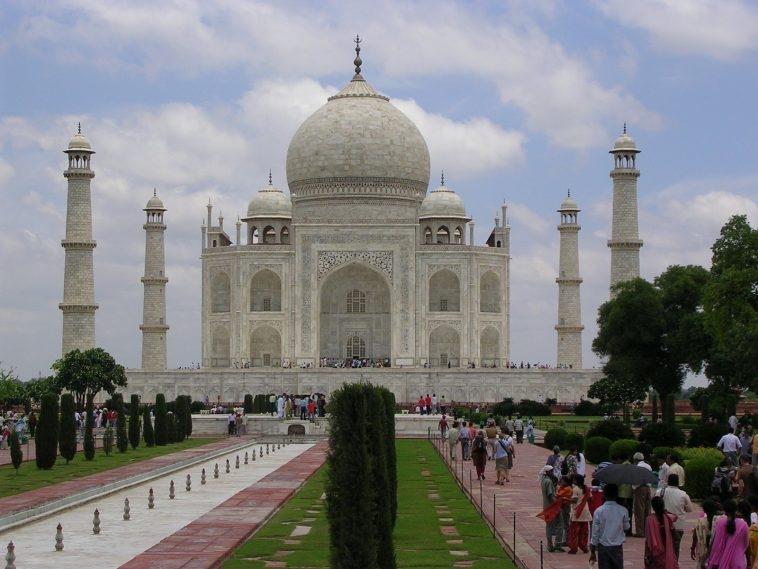 Taj Mahal ở Agra