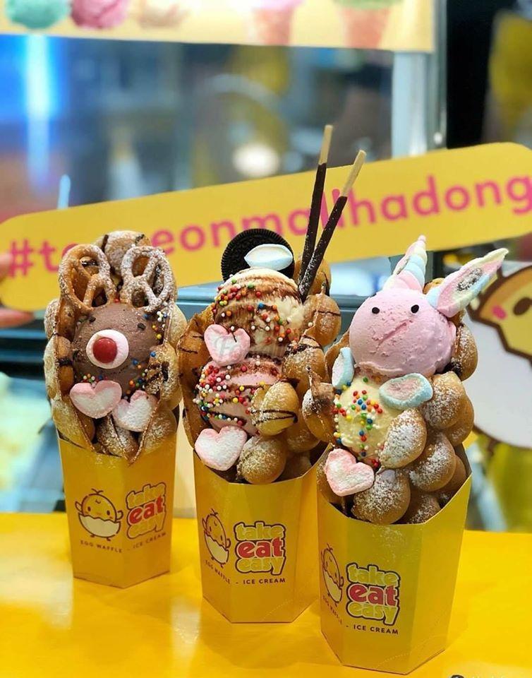 Take Eat Easy Ice Cream & Café