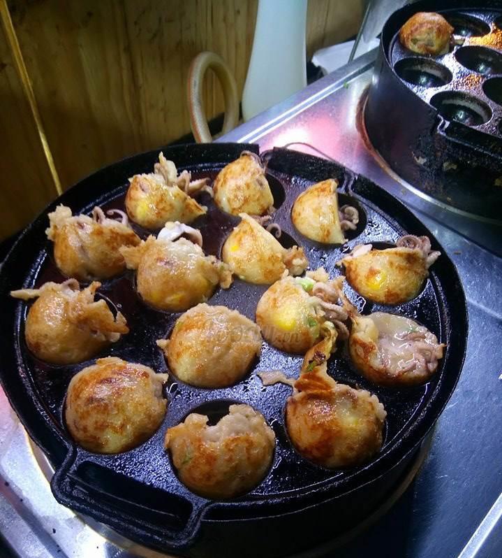 Takoyaki Hatachi - Trần Khắc Chân