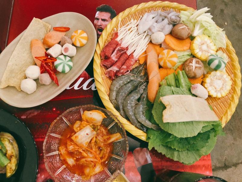 TAKY Lẩu Nướng - Điện Biên Phủ - Tam Kỳ