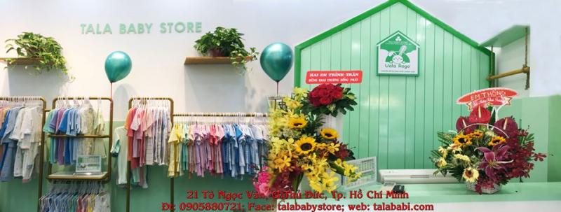 Tala Baby Store - Chuyên Quần Áo Trẻ Em