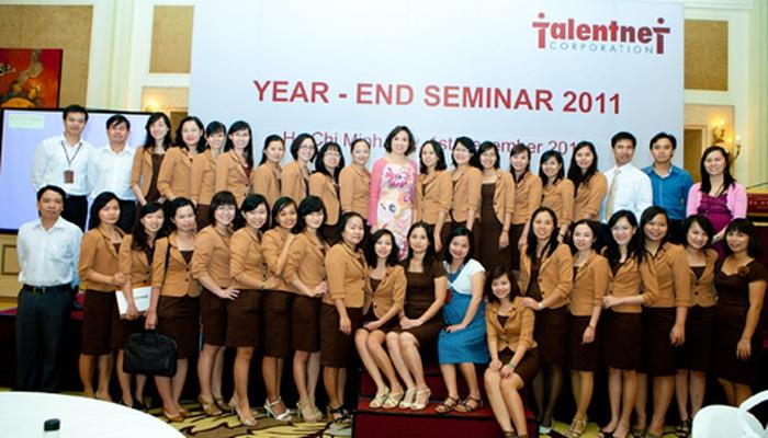 Công ty Cổ phần Kết nối Nhân tài (Talentnet)