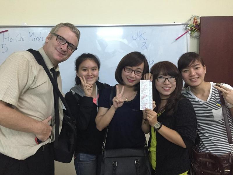 Học Tiếng Anh giao tiếp tại Talk Class