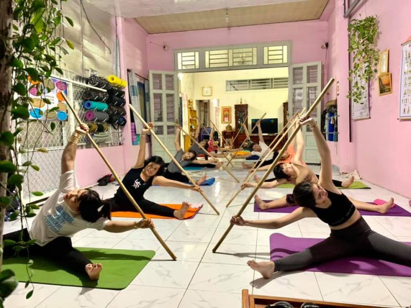 Tâm An Lạc Yoga