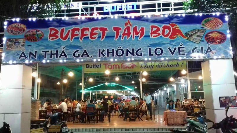Tâm Bo - Buffet nướng 119k