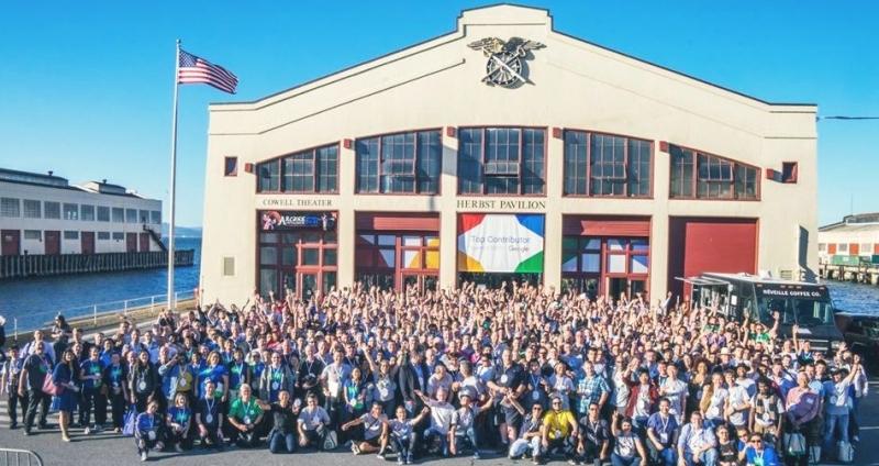 Tầm Cao Mới dự Google summit 2015 tại California