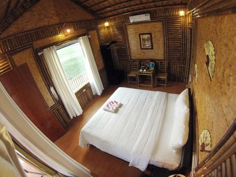 Phòng tại Tam Coc Sunshine Homestay