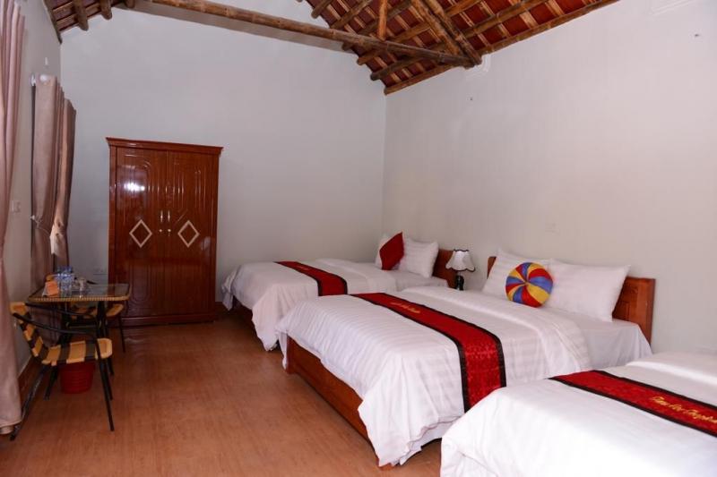 Phòng tại Tam Coc Tropical Homestay