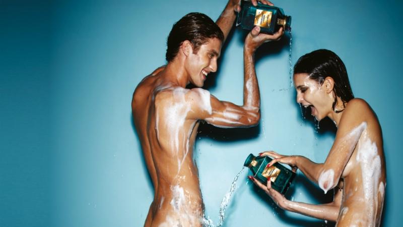 Việc tắm cùng nhau sẽ trở nên thú vị hơn bao giờ hết
