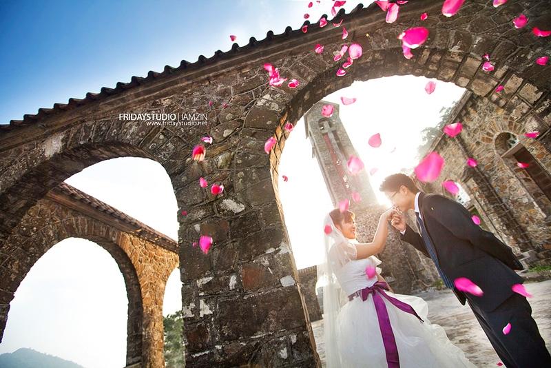 Tam Đảo chắc chắn sẽ làm cho tuần trăng mật của bạn thêm lãng mạn bằng những nét rất riêng của mình!