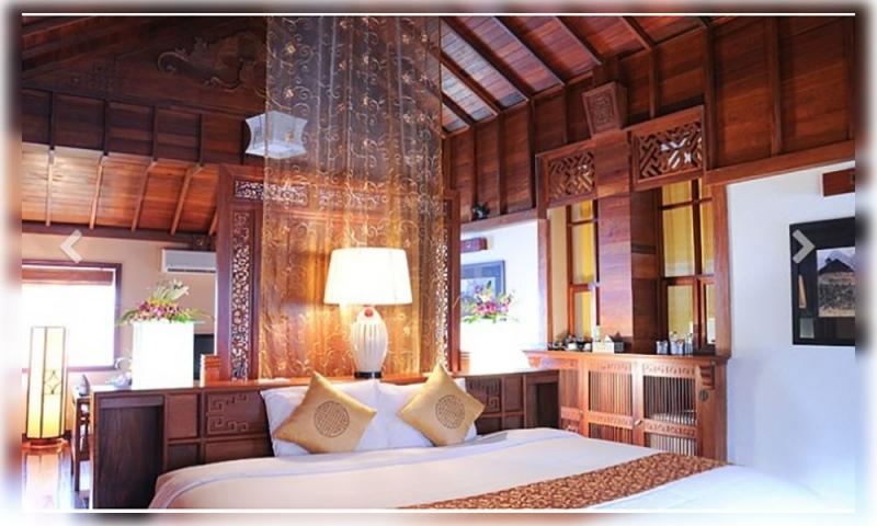 Một phỏng ngủ sang trọng của Belvedere Resort Tam Đảo
