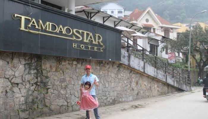 Tam Đảo Star Hotel – Khách sạn ngôi sao Tam Đảo