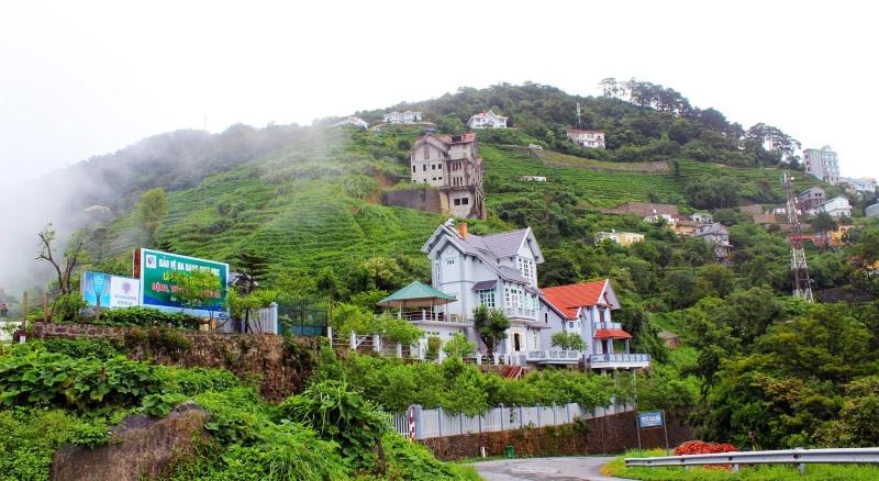 Tam Đảo luôn hấp dẫn khách du lịch trong và ngoài nước