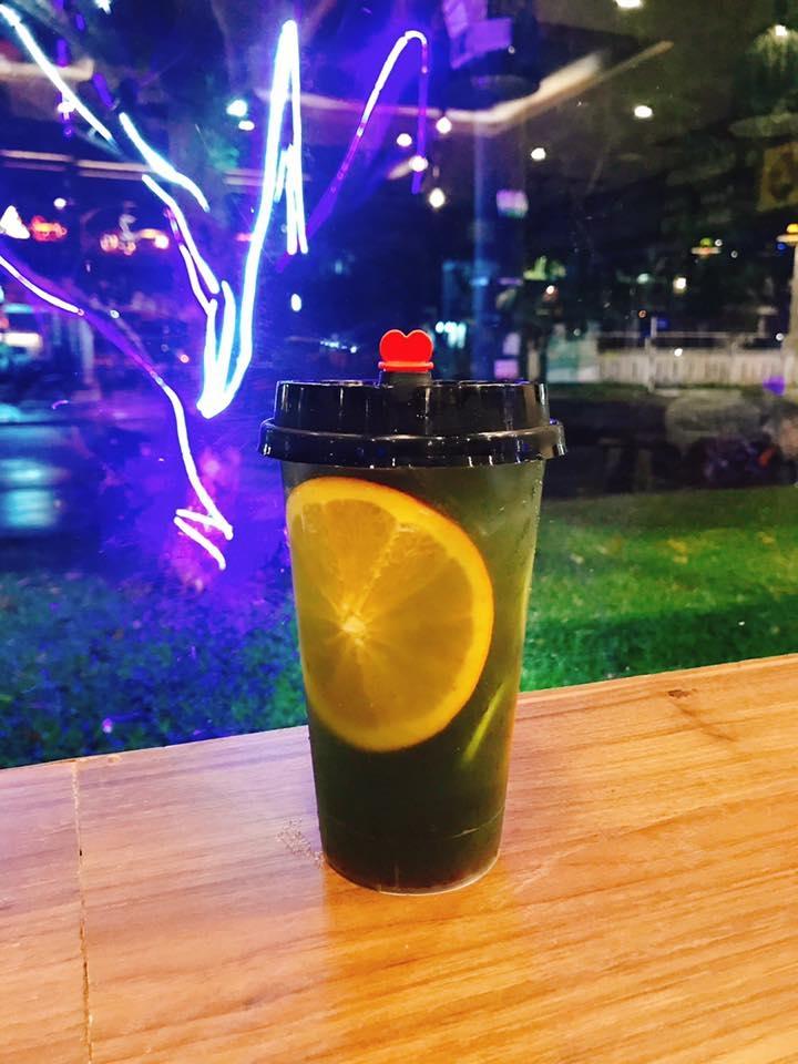 Thức uống tại Tam Kỳ Coffee