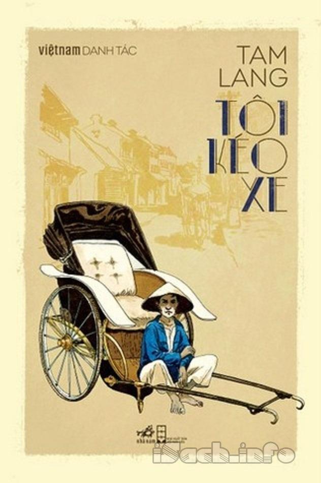 Tiểu thuyết Tôi Kéo xe của nhà văn Tam Lang