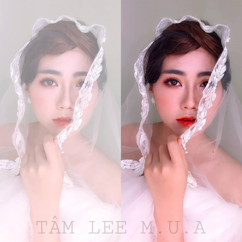 Tâm Lee make up