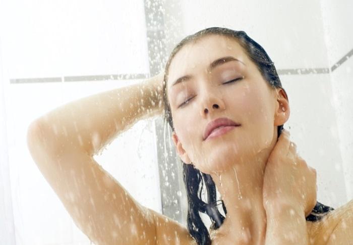 Tắm nước lạnh