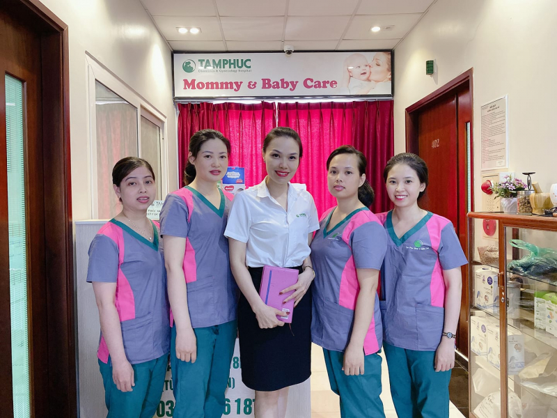 Tam Phuc Mom & Baby care