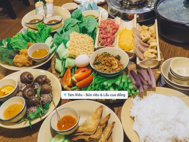 Lẩu cua đồng- hương vị ẩm thực miền Tây