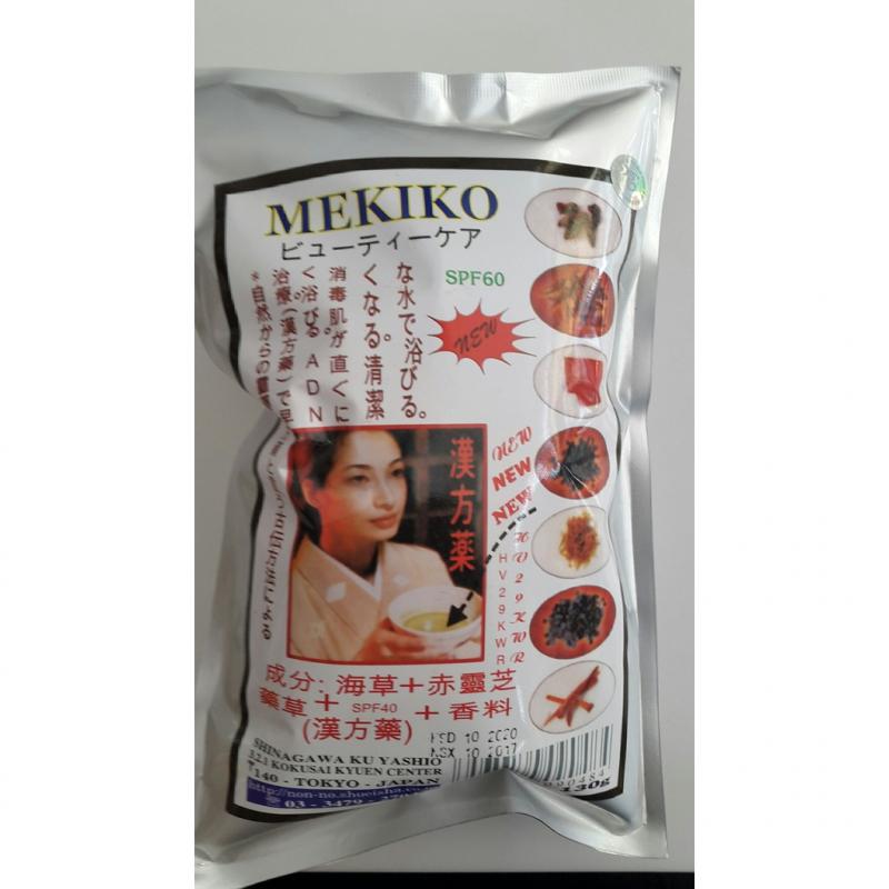 Tắm trắng thuốc bắc Mekiko