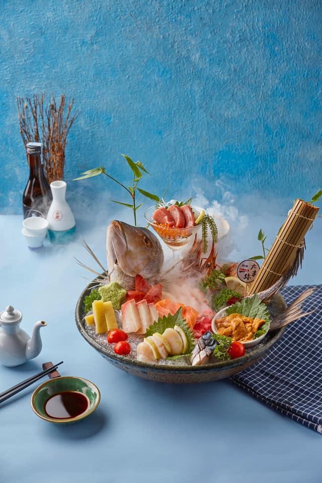 Tamaya Japanese Restaurant - Hai Bà Trưng