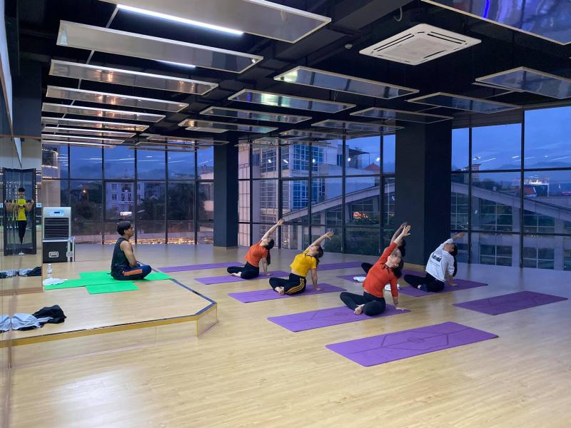 Tân Anh Fitness Center