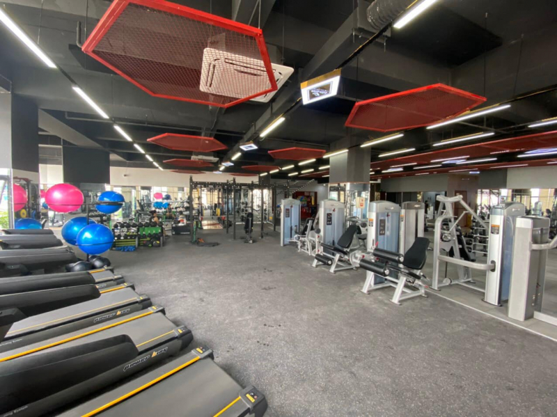 Tan Anh Fitness Center