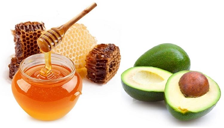 Bơ, mật ong những sản phẩm thông dụng cho mái tóc đẹp