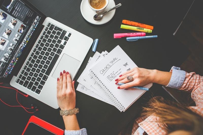 Freelance biết cách nhìn nhận vấn đề đúng đắn sẽ gặp hái được rất nhiều thành công trong công việc