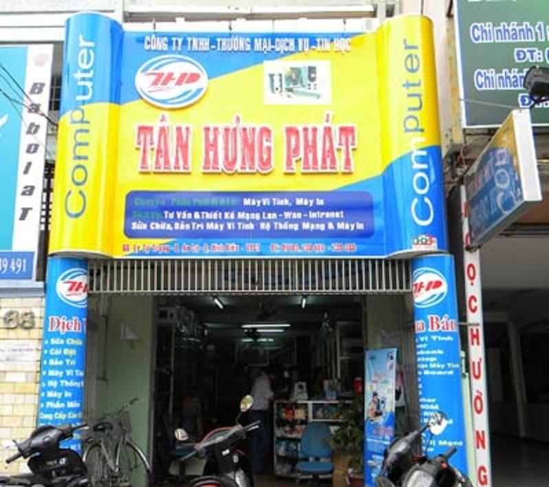 Cửa hàng Tân Hưng Phát