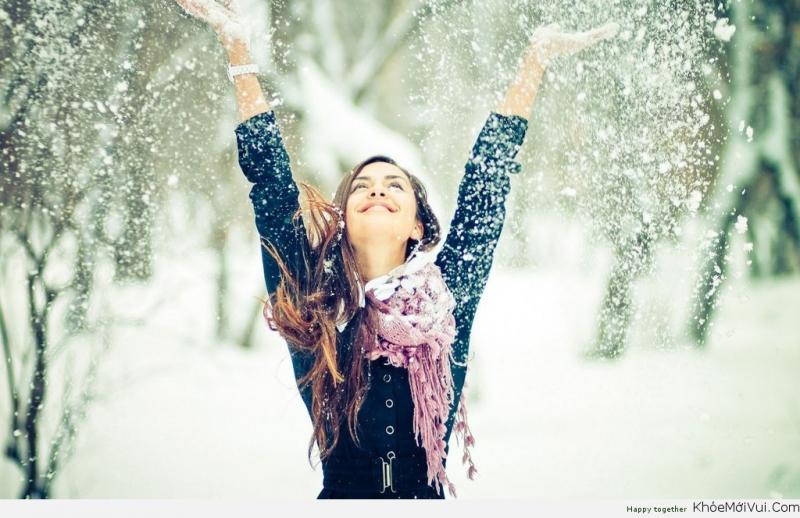 Tận hưởng niềm vui từ cuộc sống