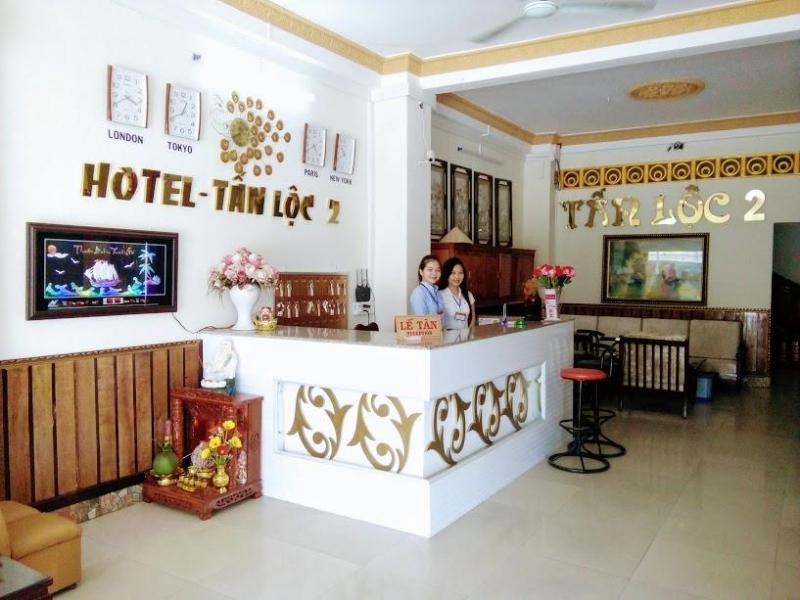 Khách sạn Tấn Lộc 2