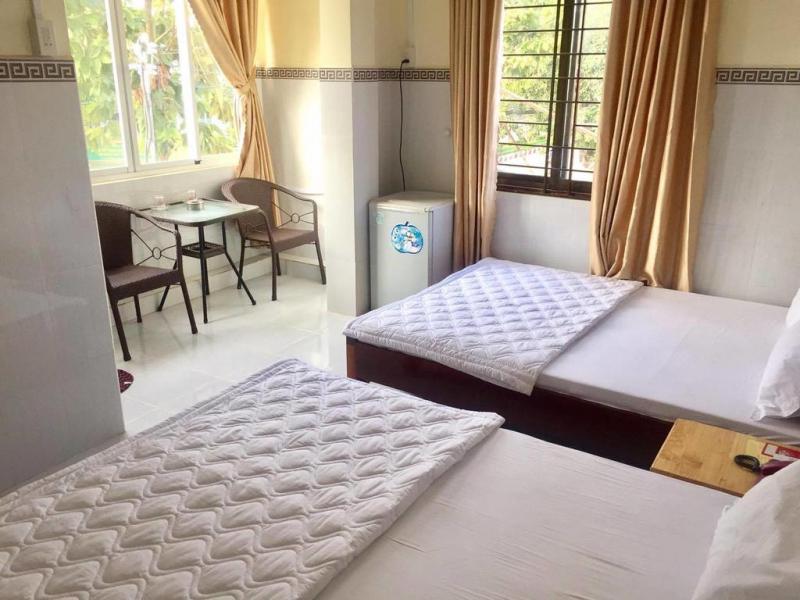 Với một căn phòng đầy đủ tiện nghi như ở tại khách sạn Tân Lộc 2 bạn sẽ được sống những phút giây thư thái như đang ở thiên đường.