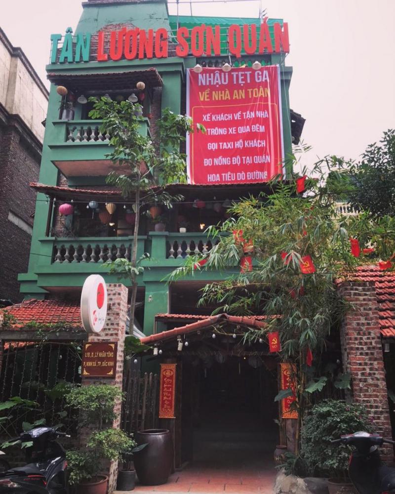 Tân Lương Sơn Quán Bắc Ninh