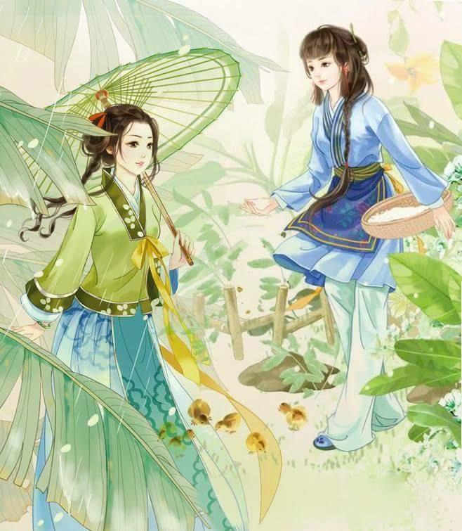 Tần Tấn Chi Hảo - Phong Tùy Nhứ Phiêu