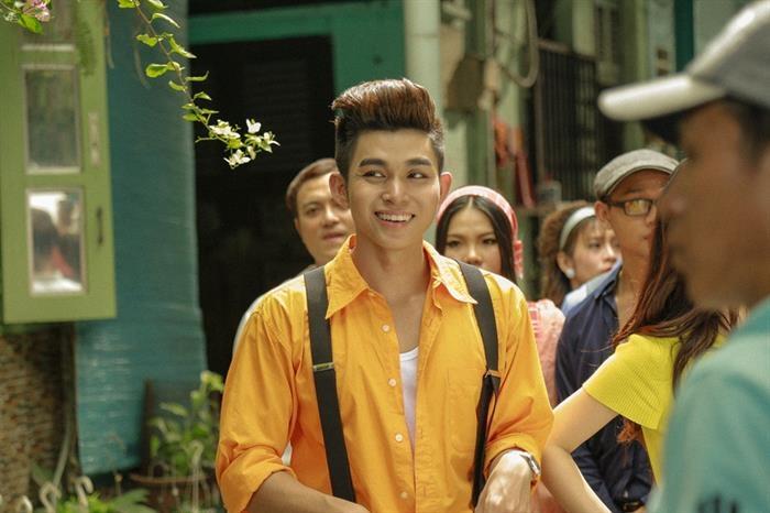 Jun Phạm trong MV Tân thời